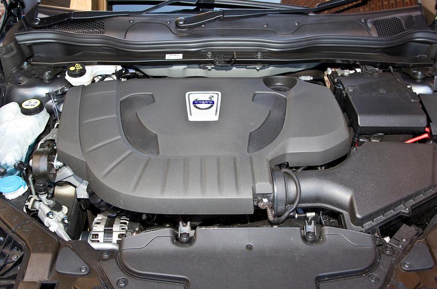 148bhp Volvo V40 diesel engine