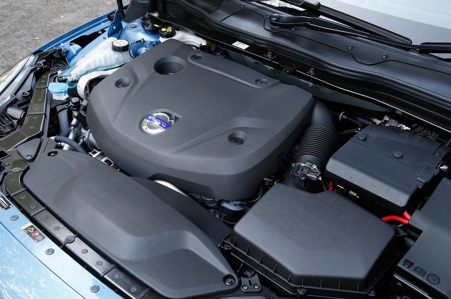 Volvo V40 D4 SE Nav first drive review