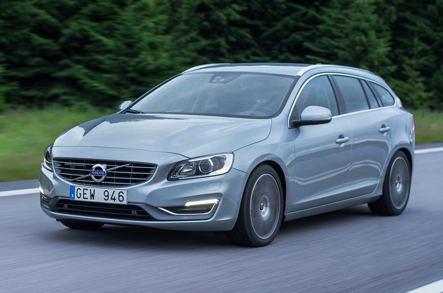 2014 Volvo V60 D4 First Drive Review Review Autocar