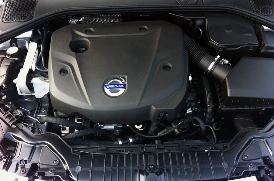 2014 Volvo V60 D4 first drive review