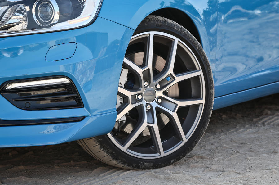 20in Volvo V60 Polestar alloy wheels