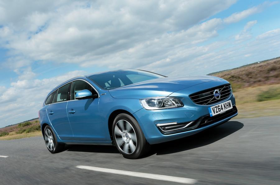 Volvo v 60 r review