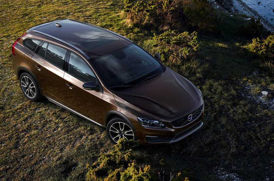 Volvo V60 Cross Country revealed