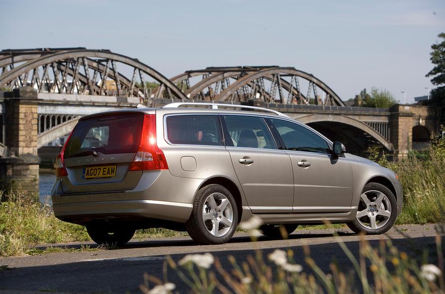 3.5 star Volvo V70
