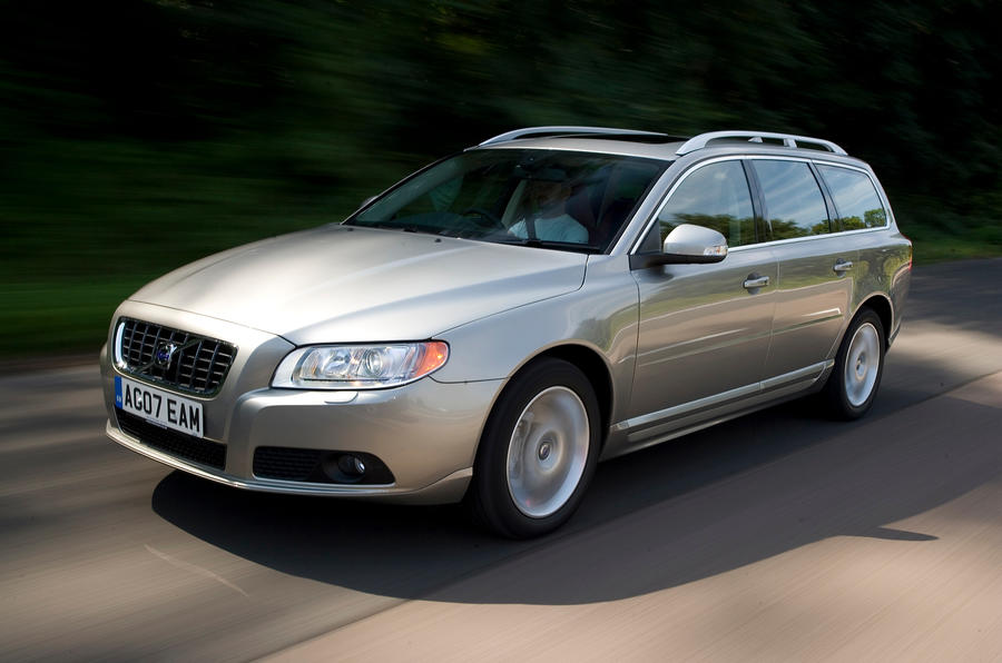 Volvo V70 2007-2016 Review (2018) | Autocar
