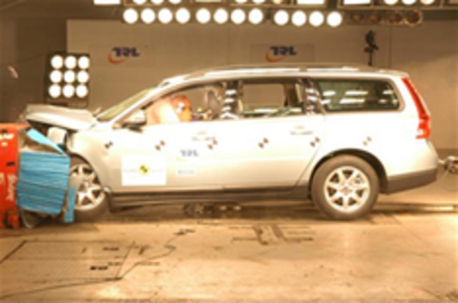 Euro-NCAP announces new five-star cars