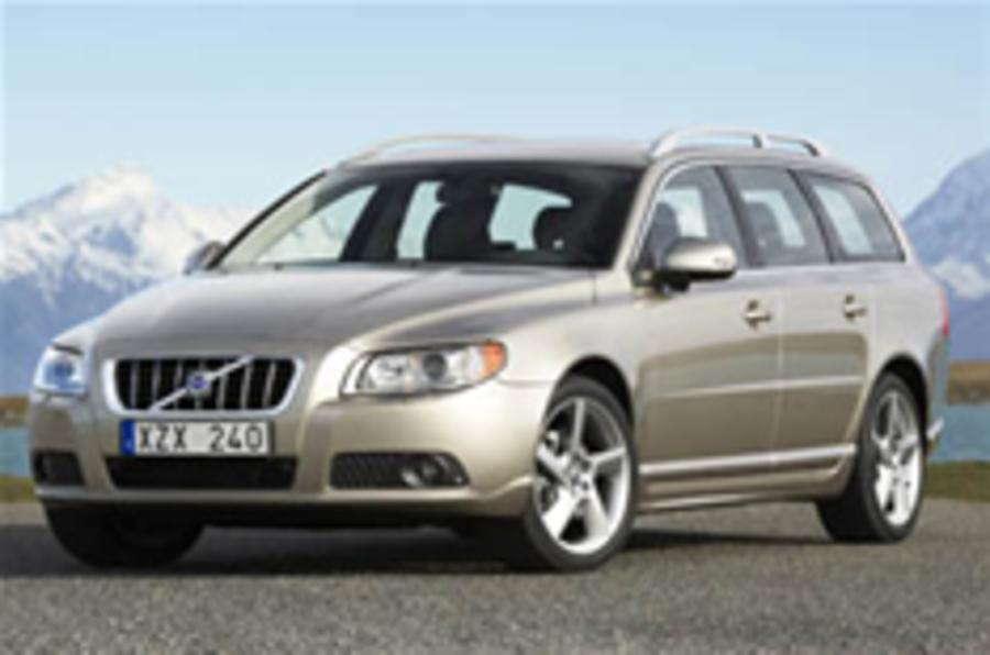 Volvo's bigger, better, bolder V70
