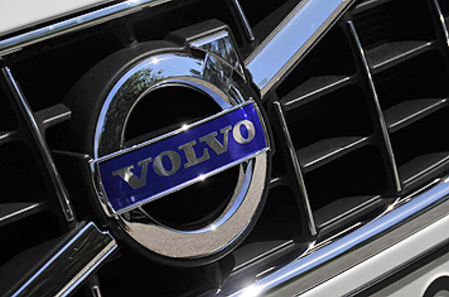 Volvo sold to Geely