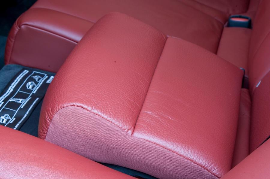 Volvo V70 child booster seat