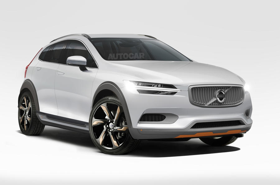 new volvo xc40 to lead small car push autocar. Black Bedroom Furniture Sets. Home Design Ideas