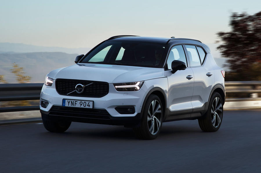 Volvo Xc40 Review 2018 Autocar