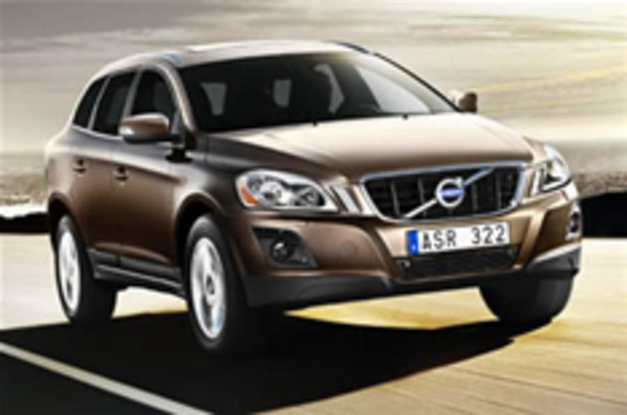 First pictures: Volvo XC60