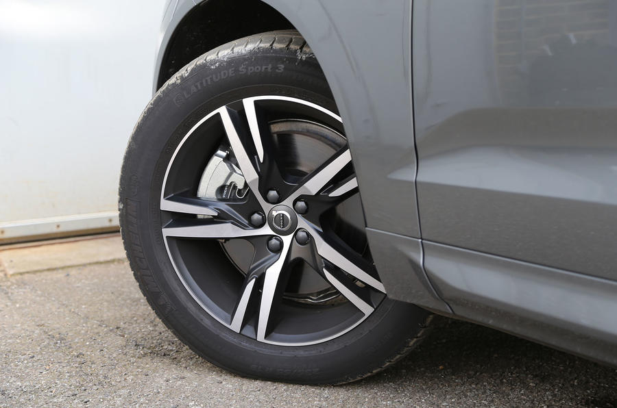 19in Volvo XC60 alloy wheels