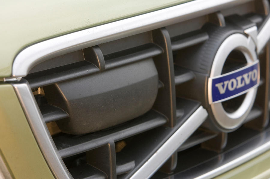 Volvo XC60 front grille