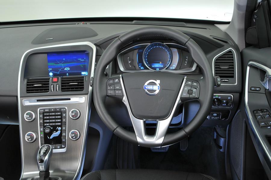 Volvo Xc60 Interior Autocar