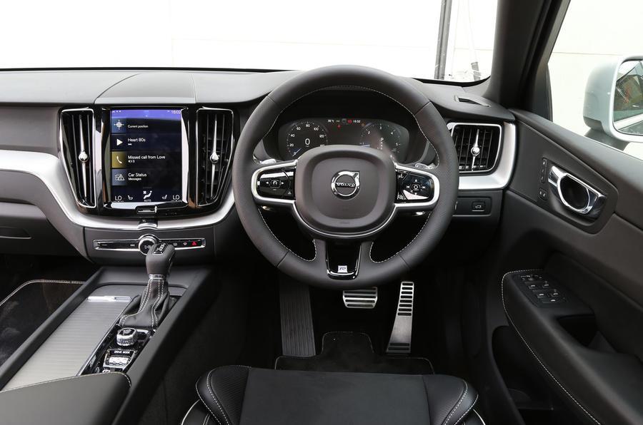 Lovely ... Volvo XC60 Interior; Volvo XC60 Dashboard ... Design