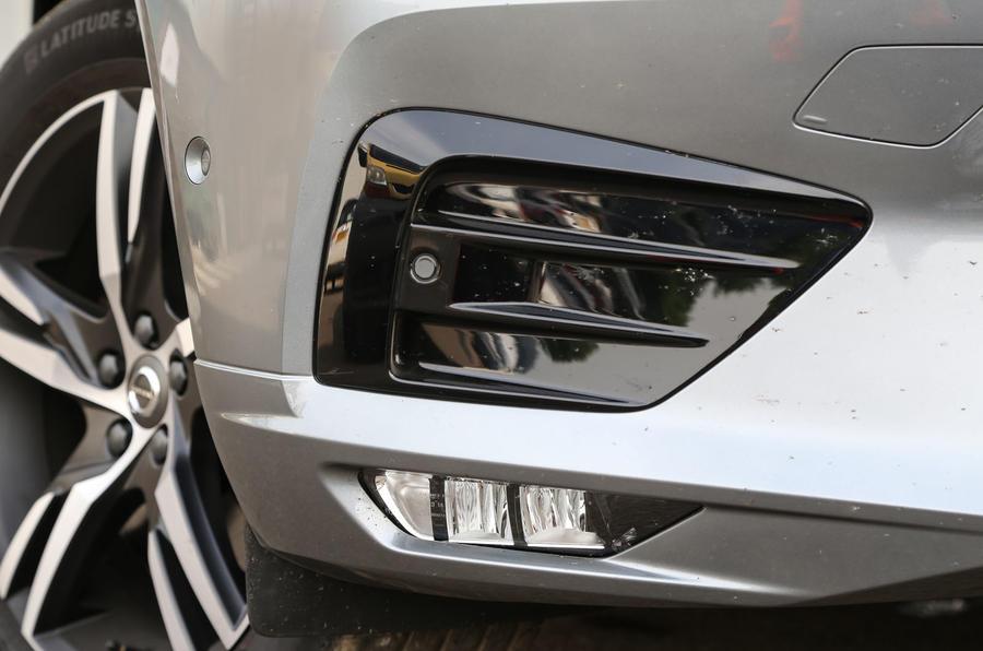 Volvo XC60 front foglights