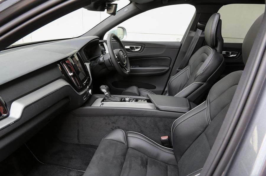 New Volvo Suv >> Volvo XC60 interior | Autocar