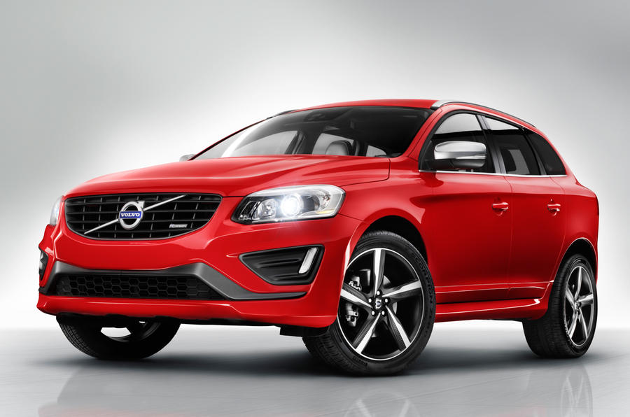 New York motor show: Volvo expands its R-Design range