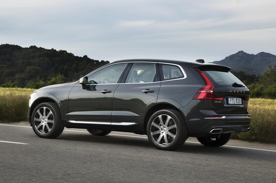 volvo xc60 review 2017 autocar. Black Bedroom Furniture Sets. Home Design Ideas