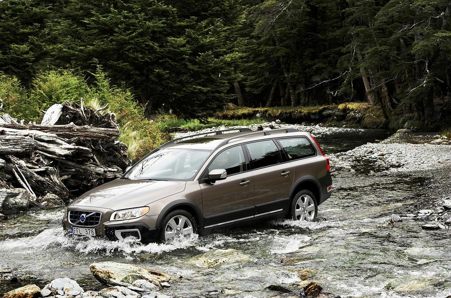 Volvo v70xc reviews