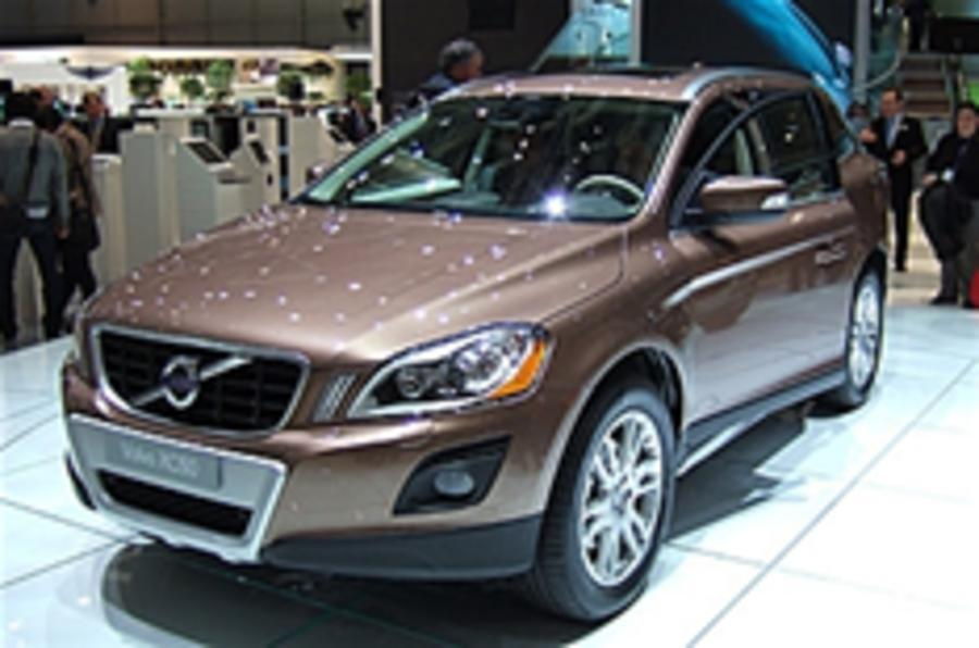 Volvo XC60 uncovered