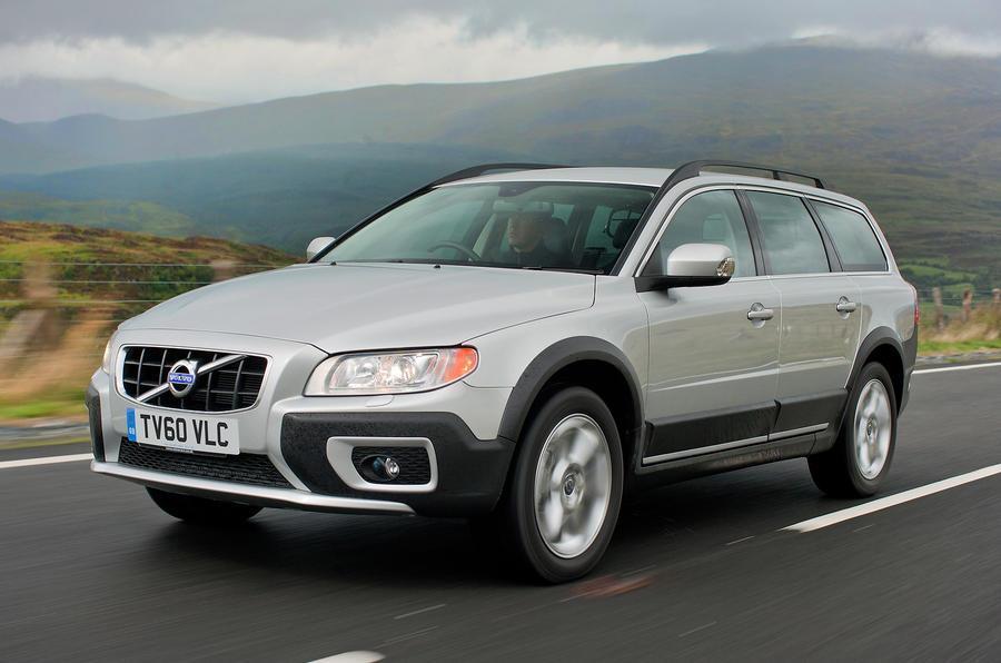 Volvo v70xc review