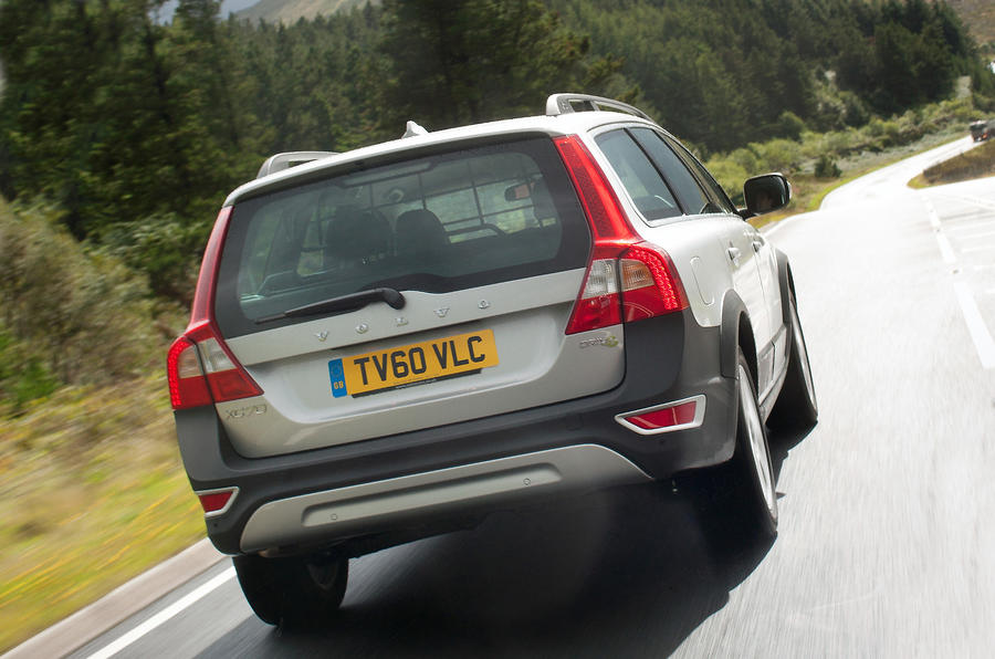 The rugged Volvo XC70