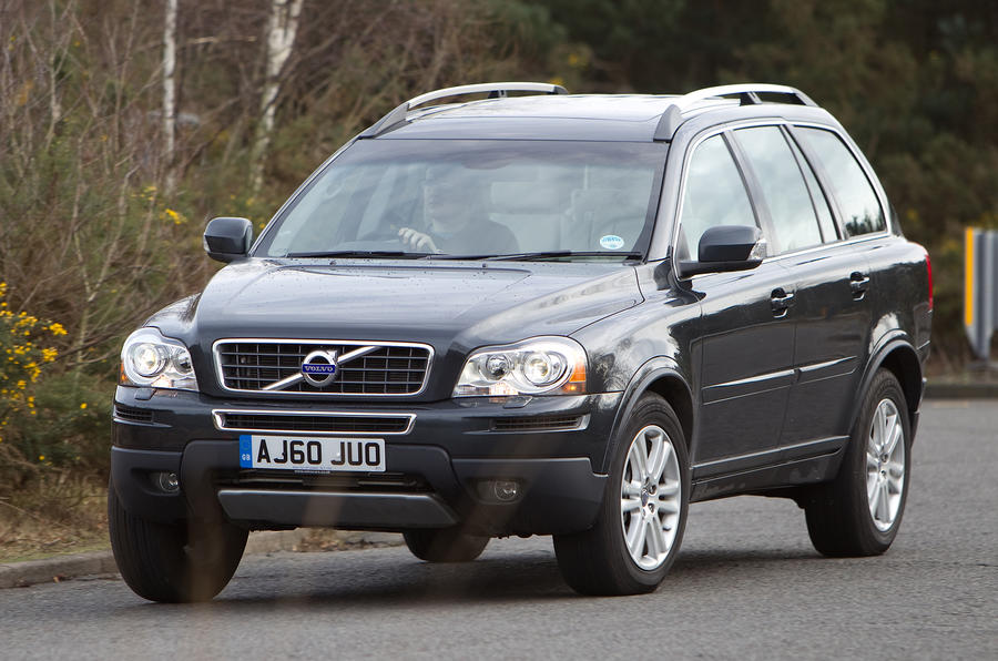 Volvo xc90 2003 2014 review 2018 autocar volvo xc90 2003 2014 publicscrutiny Image collections