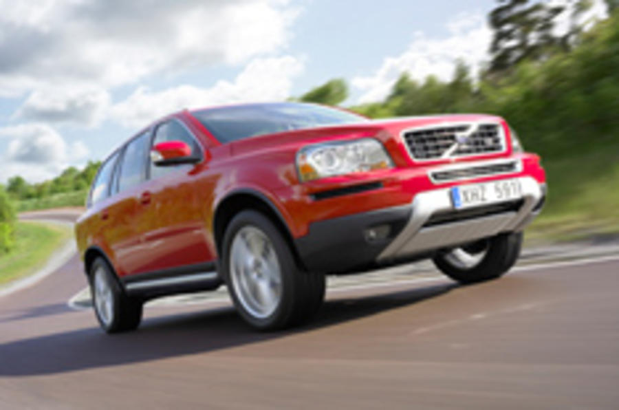 Volvo gives XC90 a sporting touch