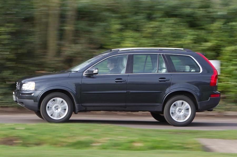 Suv With Third Row >> Volvo XC90 2003 - 2014 interior   Autocar