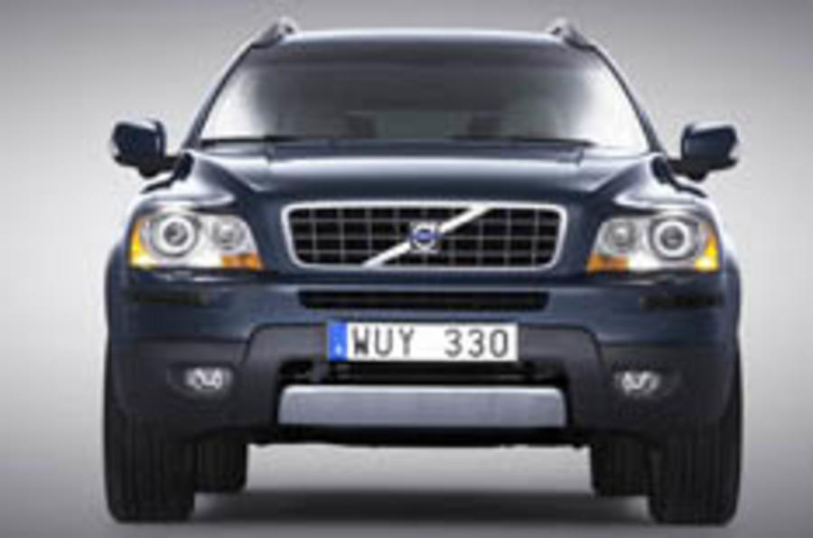 Volvo prices its refreshed XC90