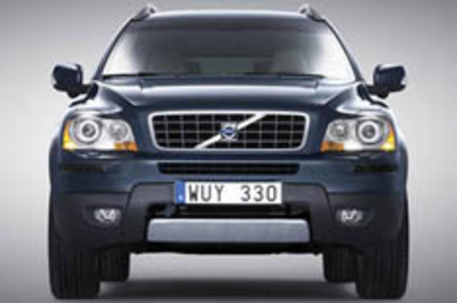 New engines for revised XC90