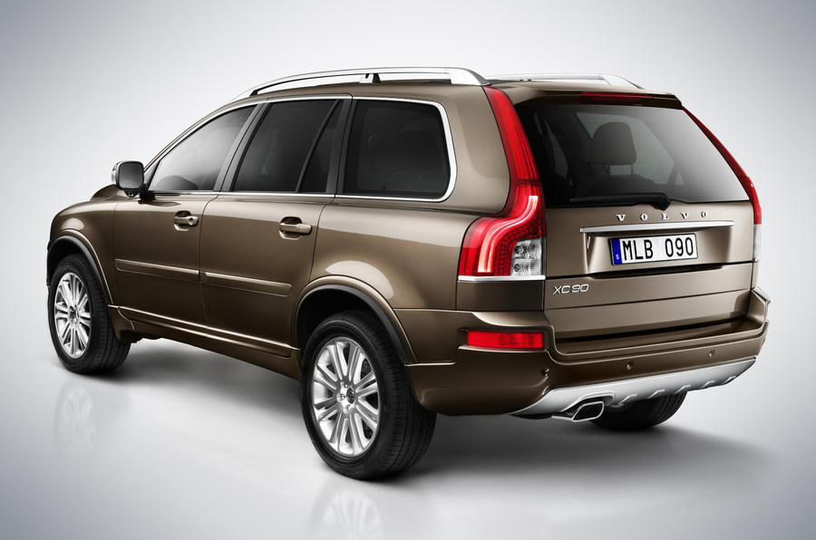 More changes for Volvo XC90