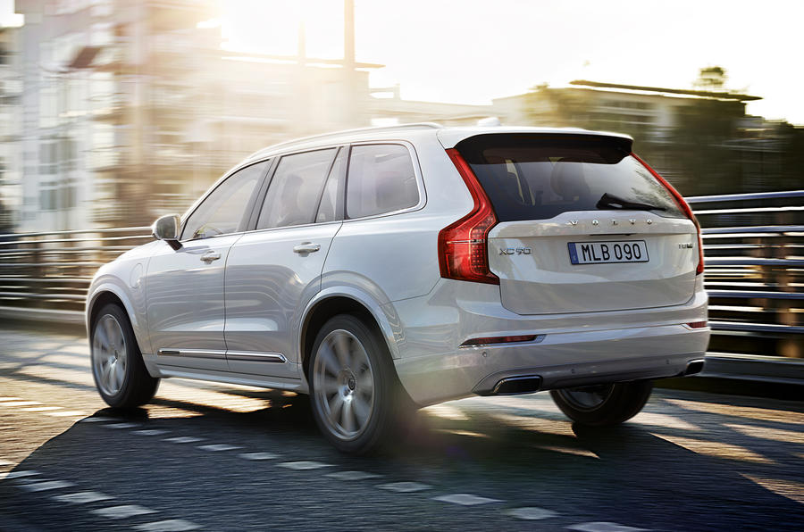 New Volvo XC90 revealed