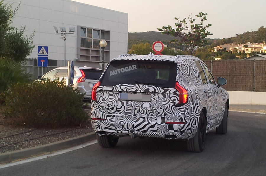 All-new Volvo XC90 to launch next year