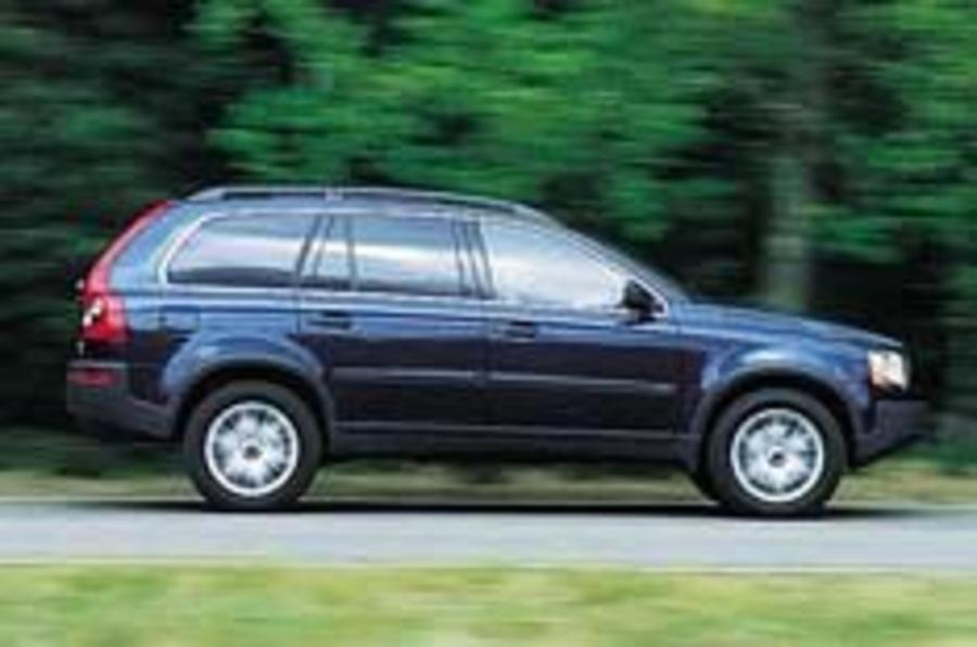 2005 XC90 - improved at a price