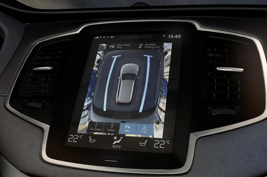 Volvo promises pioneering safety tech for all-new XC90