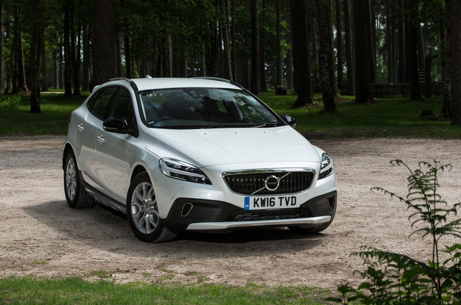 Volvo V40 Cross Country Review 2017 Autocar