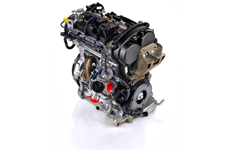 Volvo starts development of new three-cylinder petrol engine