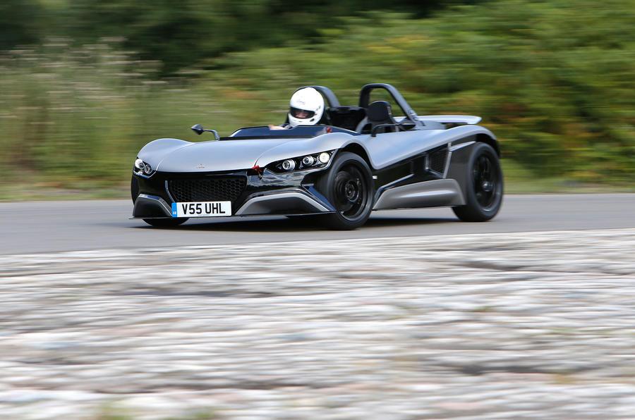 £59,995 Vuhl 05 trackday car