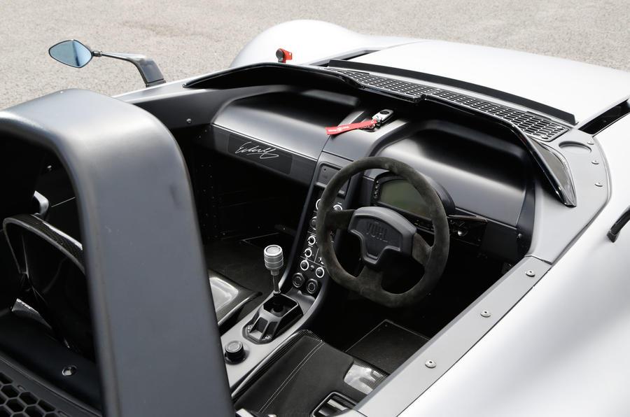 Vuhl 05 interior