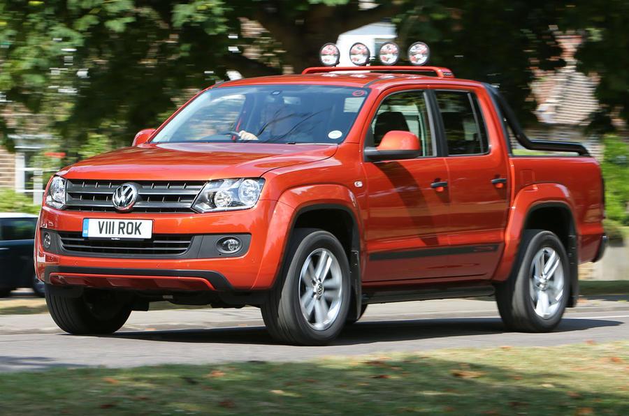 Volkswagen Amarok Canyon 2 0 Bitdi 4motion First Drive