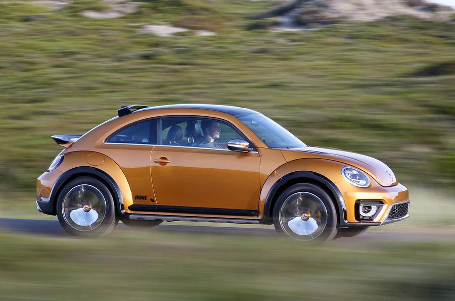 Vw Beetle Dune >> Volkswagen Beetle Dune Concept First Drive Review