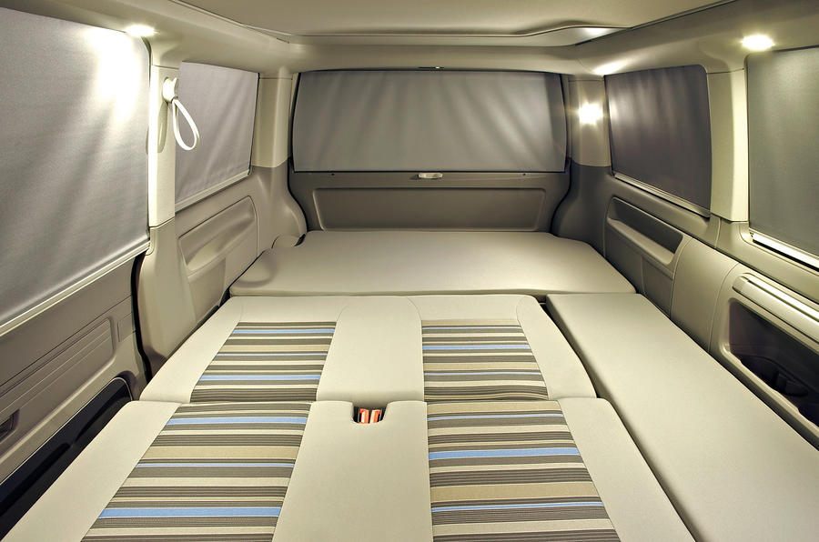 volkswagen california review 2017 autocar. Black Bedroom Furniture Sets. Home Design Ideas