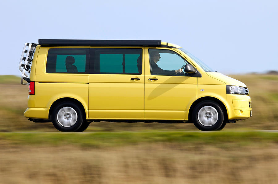 vw camper vans for sale california