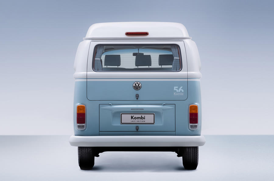 The last VW camper