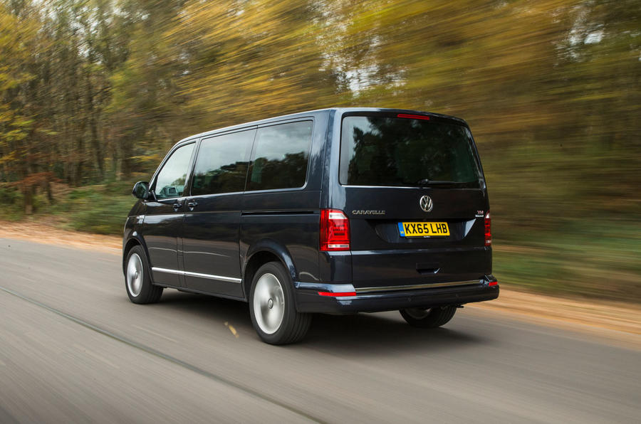 Vw Bus 2015 >> Volkswagen Caravelle Review (2018) | Autocar