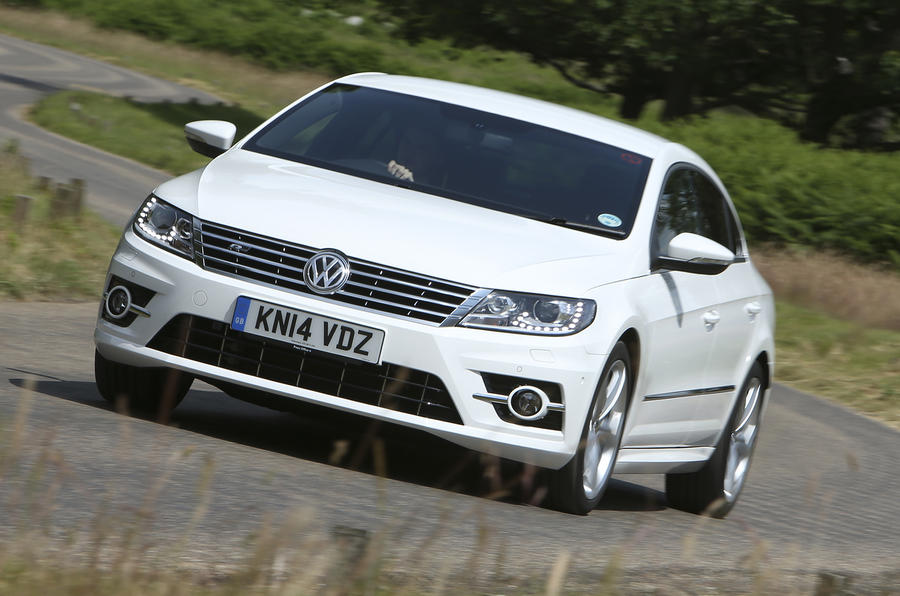 Volkswagen Cc R Line 2 0 Tdi Bluemotion Uk First Drive