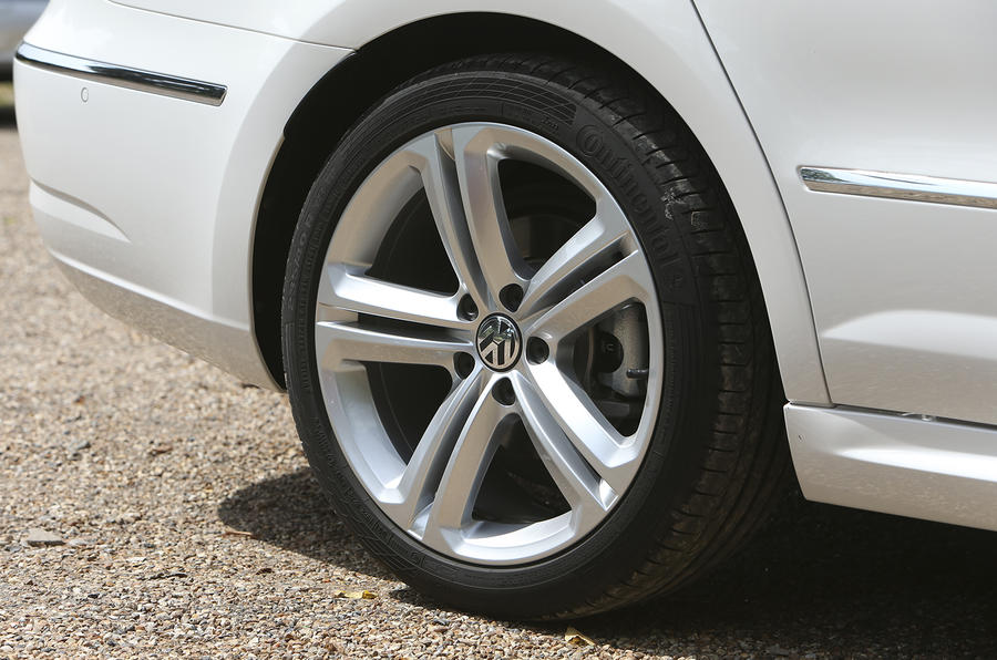 18in Volkswagen CC R-Line alloys